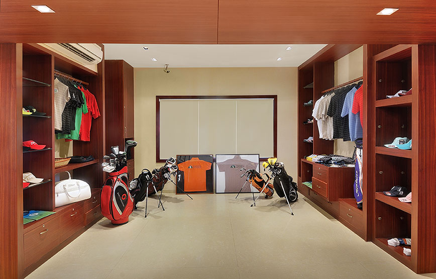 The Proshop at Kalhaar Blues & Greens golf course.